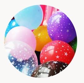Ster ballonnen groot