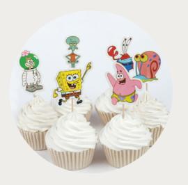 SpongeBob Prikkers