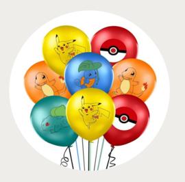 Pokémon ballonnen