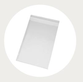 kadozakje transparant 13 x 17 cm