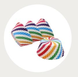 cupcake cup regenboog 1