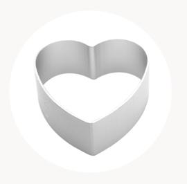 uitsteker hart, ster of bloem