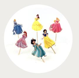 cupcake prikker prinses