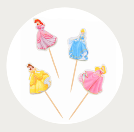 cupcake prikker prinses 1