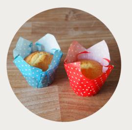 cupcake cup tulp