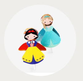 Prinsessen lolly
