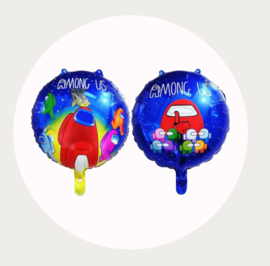 Among Us folie ballon