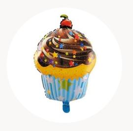 cupcake ballon