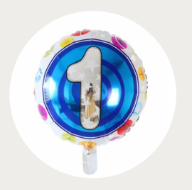 Folie ballon rond 1