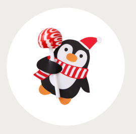 Pinguin lolly