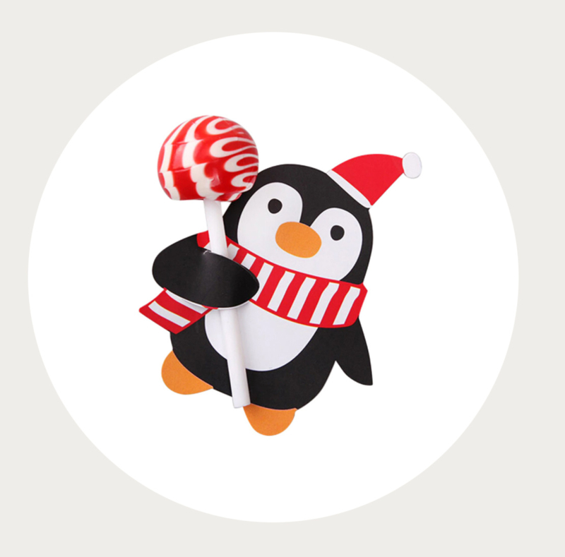 Pinguin lolly