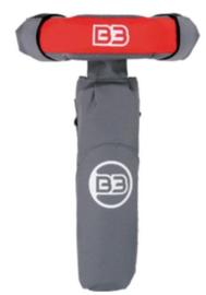 B3  giek-,mast protector