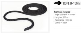 10mm touw-prijs per meter