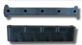 Chinook voetband inserts 5 voudig / tbv reparatie/makkelijk los te zagen