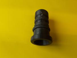 Mastdop interne maat 27mm= strak te stellen met meegeleverde 2x  O ringen op 3 positie's-3d geprint ABS/Carbon