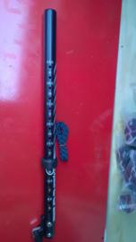 B3 tarifa RDM heavy duty Pro verlenger 43,5cm met laag trimblok+ 2 meter dynema lijn er bij (1 kern)