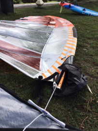 Viento EasyRig/trimhulp 24cm+tijdelijk gratis windsurf muismat (kleine cosmetische krasjes aan oppervlakte kunnen voorkomen)