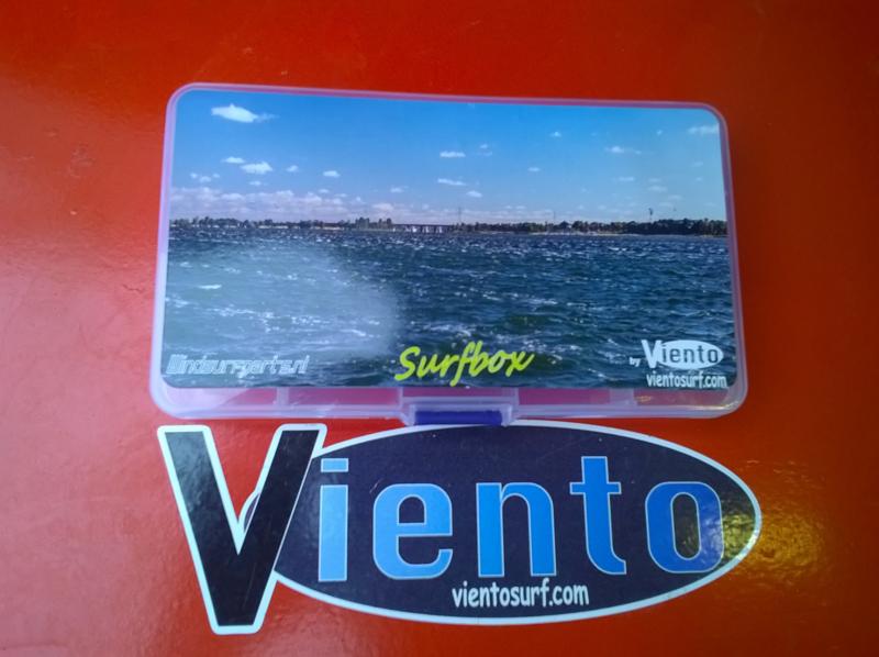 Viento Surfparts windsurf onderdelen box groot