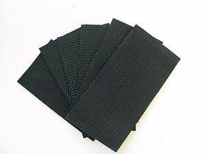rubber strook  van Clamcleat tbv opvullen /prijs per stuk