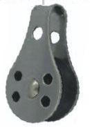 RVS 316 (zeewaterbestendig) grote 25mm pulley prijs per stuk