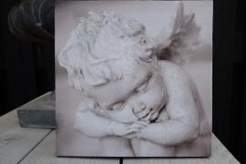 """Schilderij """"engel"""""""