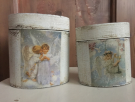 "Decoratieve doosjes ""angels"""