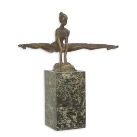 vrouwelijke gymnast