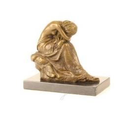 Bronzen Beeld naar Milo
