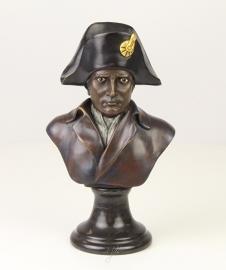 Bronzen buste van napoleon