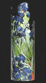 Vaas De Irissen (1889) van vincent van Gogh.