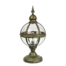 een elektrische sfeer lantaarns