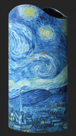 Vaas De Sterrennacht (1889) van Gogh
