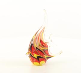 Murano glazen Beeld van een zeeëngel