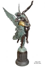 Bronzen Gloria Victis