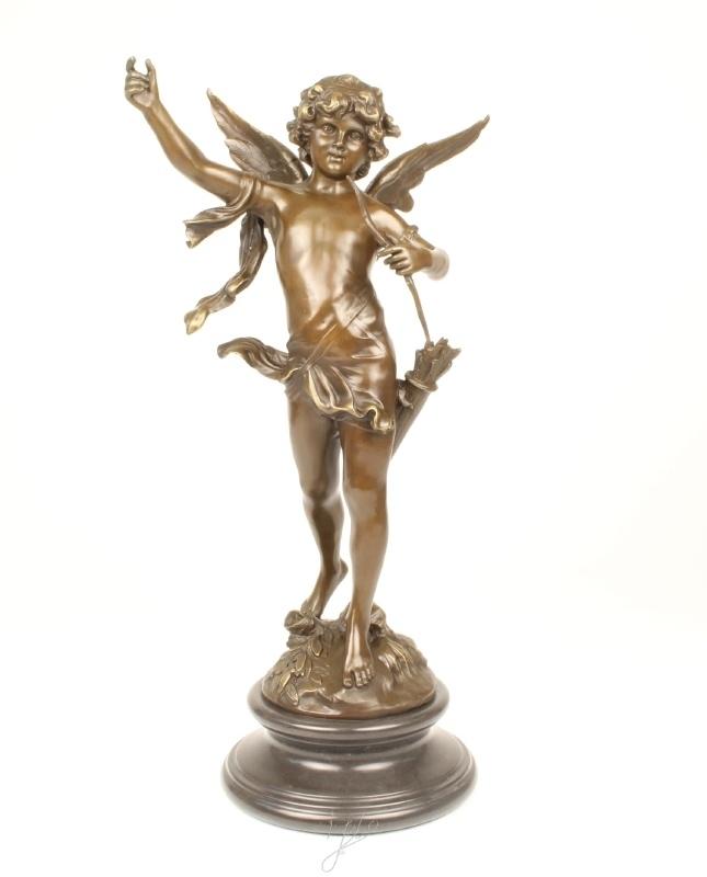 Bronzen Engelen Beelden.Bronzen Beeld De Engel Bronzen Mythologieen Beelden Bronzen