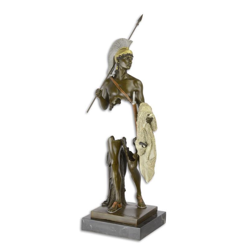 Bronze Statue - Jason with the Golden Fleece