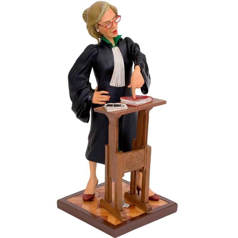 Advocate beeldje