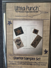 Punch patroon sample set