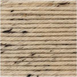 Mega Wool Chunky Tweed - Ecru