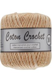 Coton Crochet 10 - Huidskleur 218