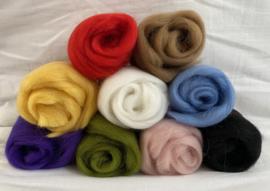 Basic wool set