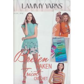 Lammy Yarns nr 62 - voor breien en haken