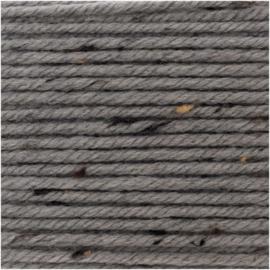Mega Wool Chunky Tweed - Grey