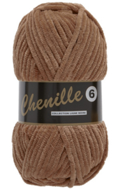 Chenille 6 - Brown