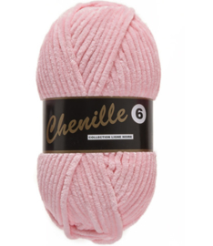 Chenille 6 - Pink