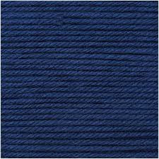 Mega Wool Chunky - Dark Blue