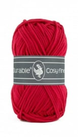Cosy Fine - Deep Red