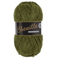 Chenille 6 - Moss