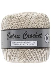 Coton Crochet 10 - Creme 016
