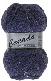 Canada - Tweed Donker Blauw